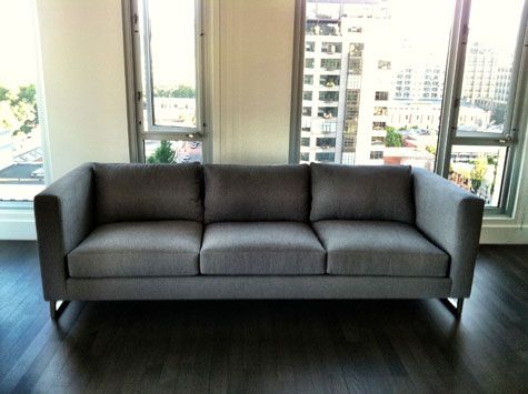 Custom Modern Couch With Metal Legs Modern Couch Grey Modern Couch Couch