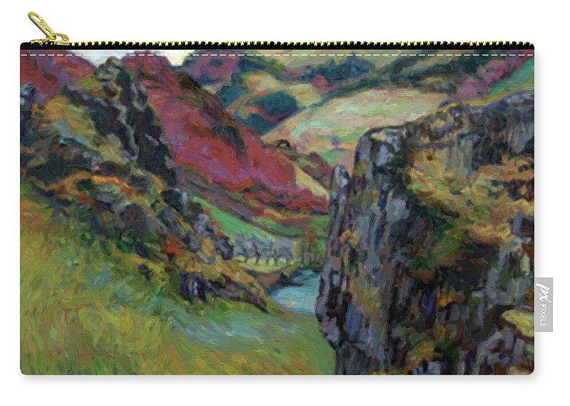 """New artwork for sale! """" Landscape Near Saint Julien Des"""