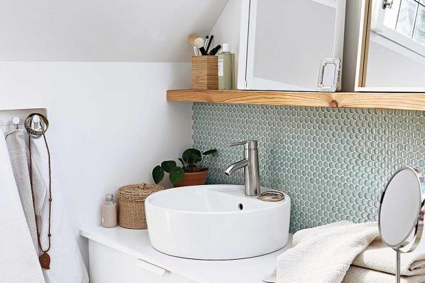 Modernes Bad im Altbau   bad   Badezimmer, Badezimmer möbel und ...