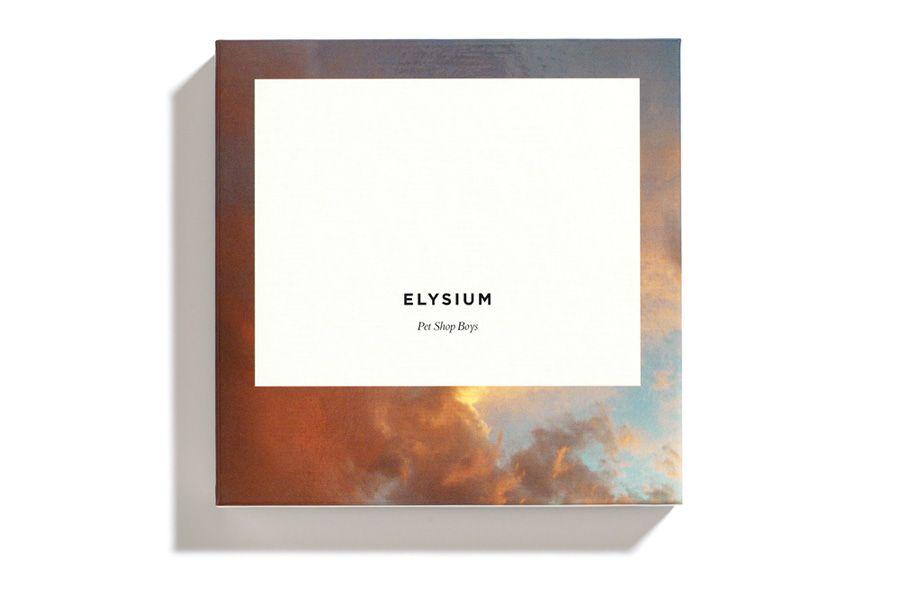 Pet Shop Boys Elysium Music Packaging By Farrow Design With Images Pet Shop Boys Music Design Print Inspiration