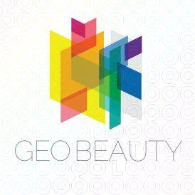 geometric beauty logo logo pinterest beauty logo logos and