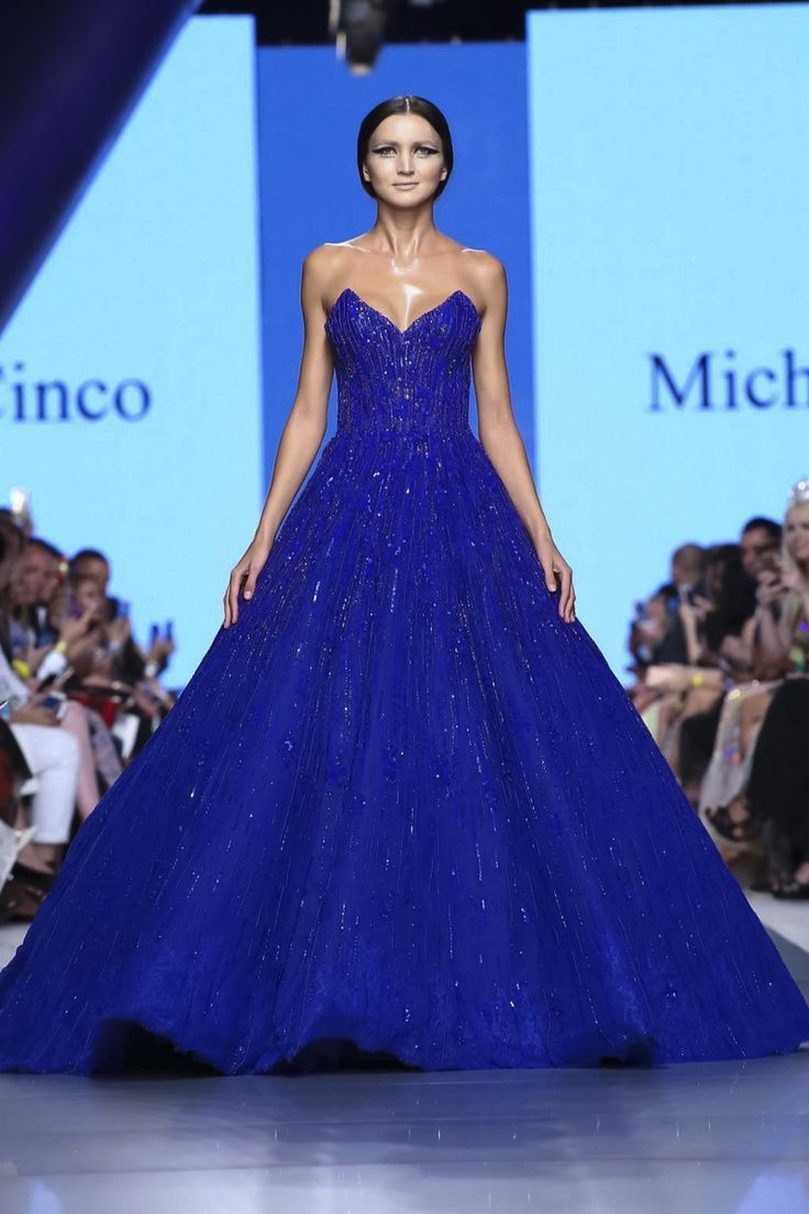 Arabic Style : Michael Cinco Fall Winter 2017 Arab Fashion Week Dubai