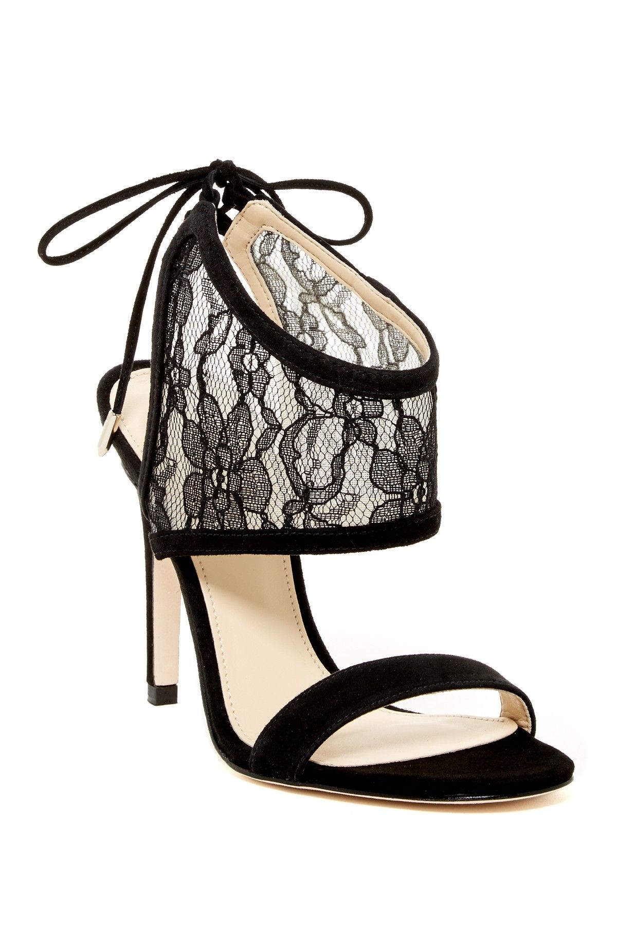 Daza Ankle Cuff Sandal by Ivanka Trump on @nordstrom_rack