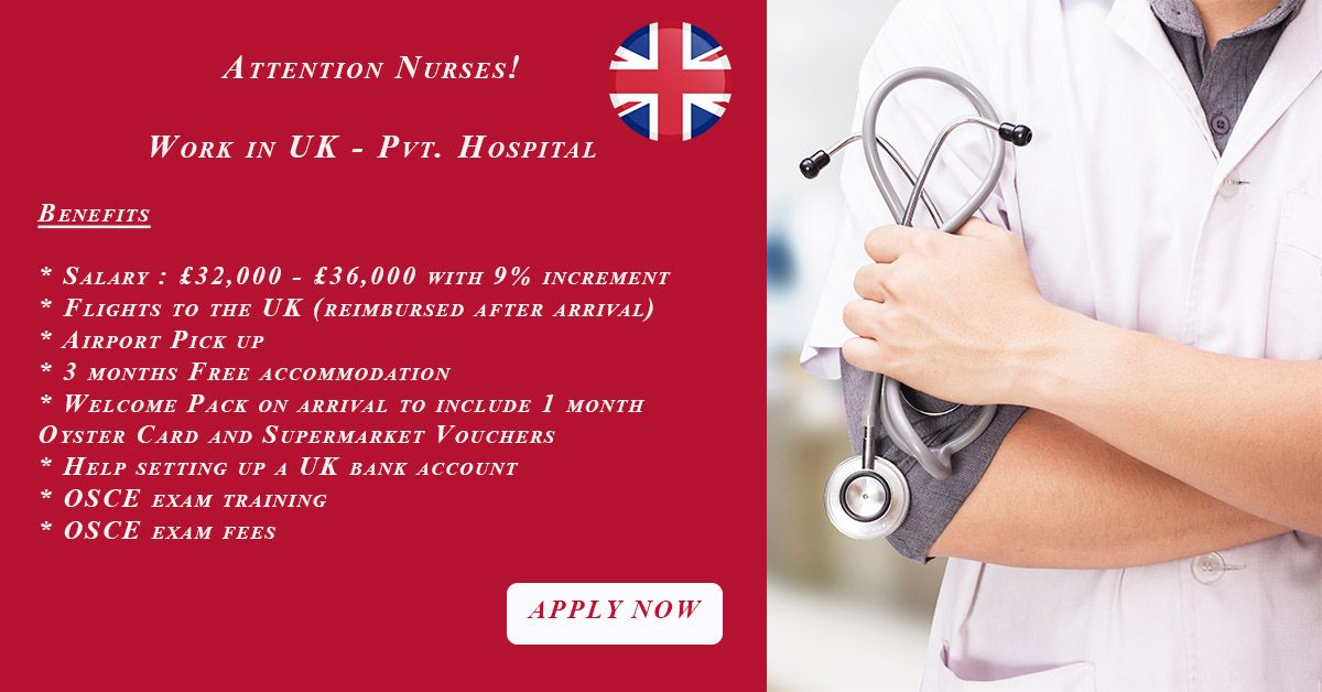 UK Interview for Nurses in Kerala 2020 in 2020 Nursing