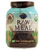 Garden Of Life Raw Organic Meal Chocolate 35 9 Oz Organic Recipes Raw Food Recipes Whole Food Vitamins