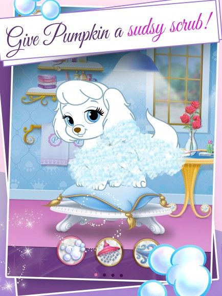 Disney Princess Palace Pets Your Daughter Will Love This App You Will Love That It Is Free With Images Disney Princess Palace Pets Disney Princess Palace Pets