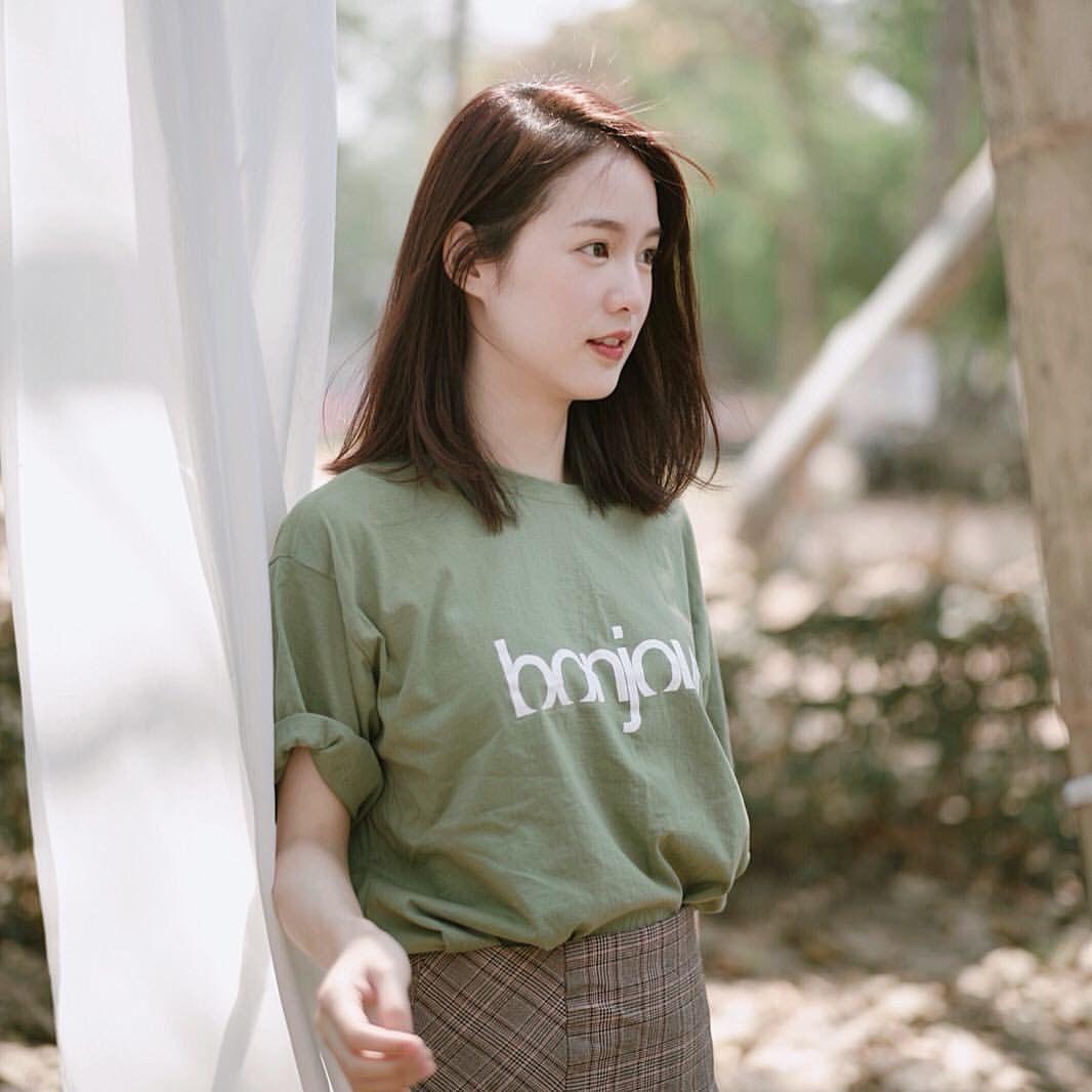 Pin Oleh Kwang Jaa Di Pimtha Style Gaya Rambut Remaja Gaya Rambut Pendek Gaya Rambut Medium