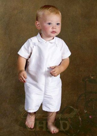 0c1304d5c Johnny 12 Months Christening Baptism Blessing Outfit One Small Child. $65.50
