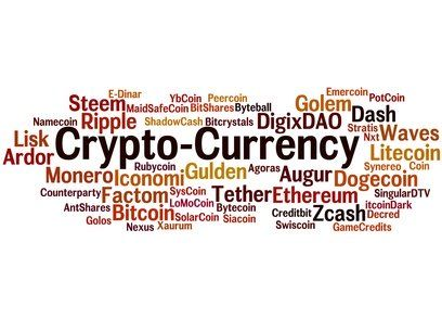 Top 5 cryptocurrency stocks