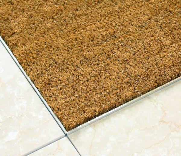 Recessed Cocoa Mats Entrance Mat Mud Room Entry Front Door Rugs