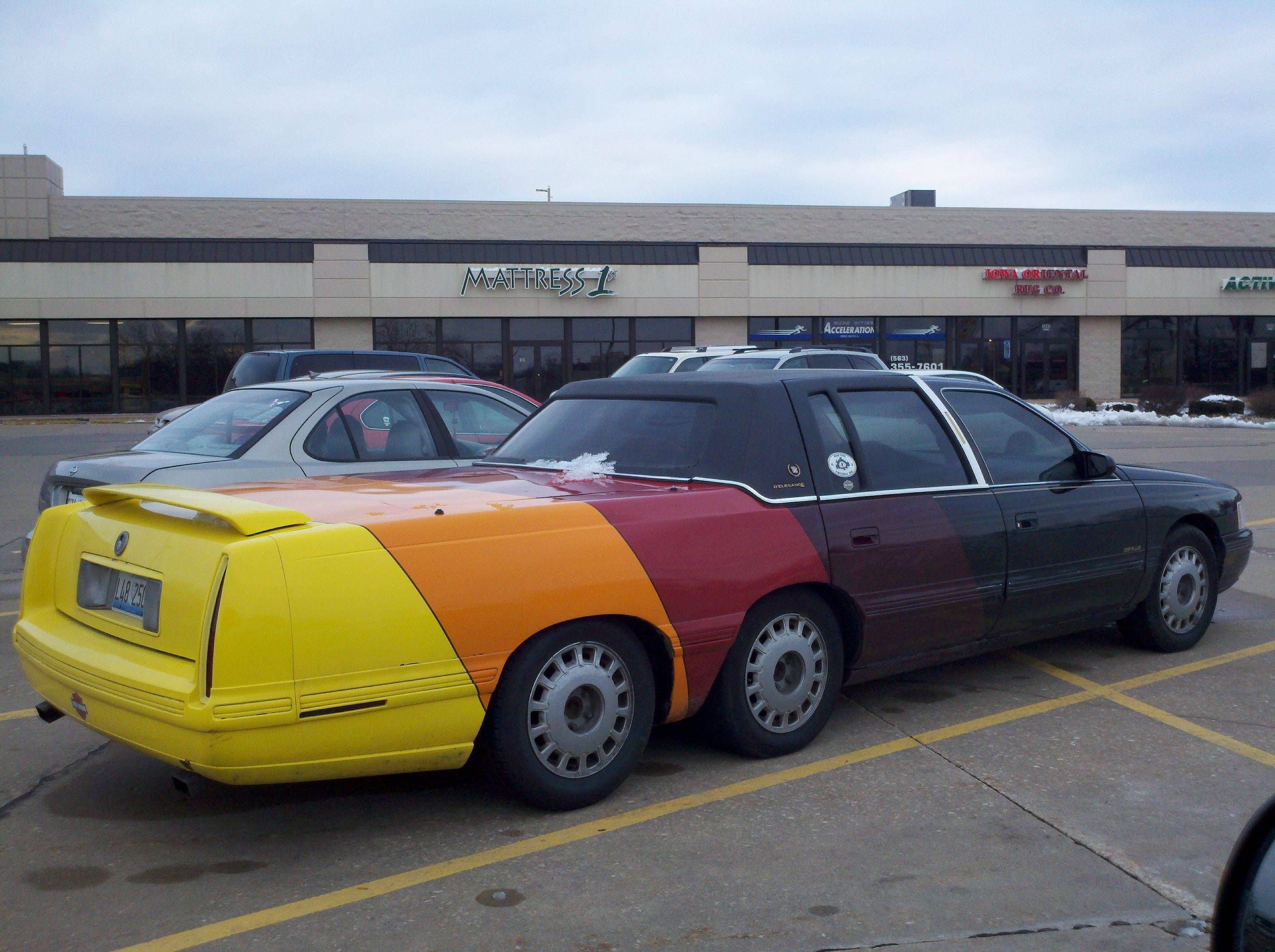 Are You Absolutely Sure What A Car Should Look Like