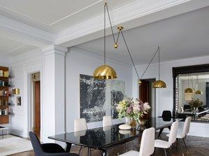 Hollywood Talent Manager Eric Kranzler Recruits Designer Brad Brilliant Dining Room Manager Design Ideas