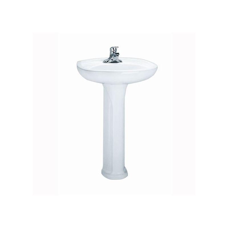 American Standard 731100 400 American Standard Pedestal Sink