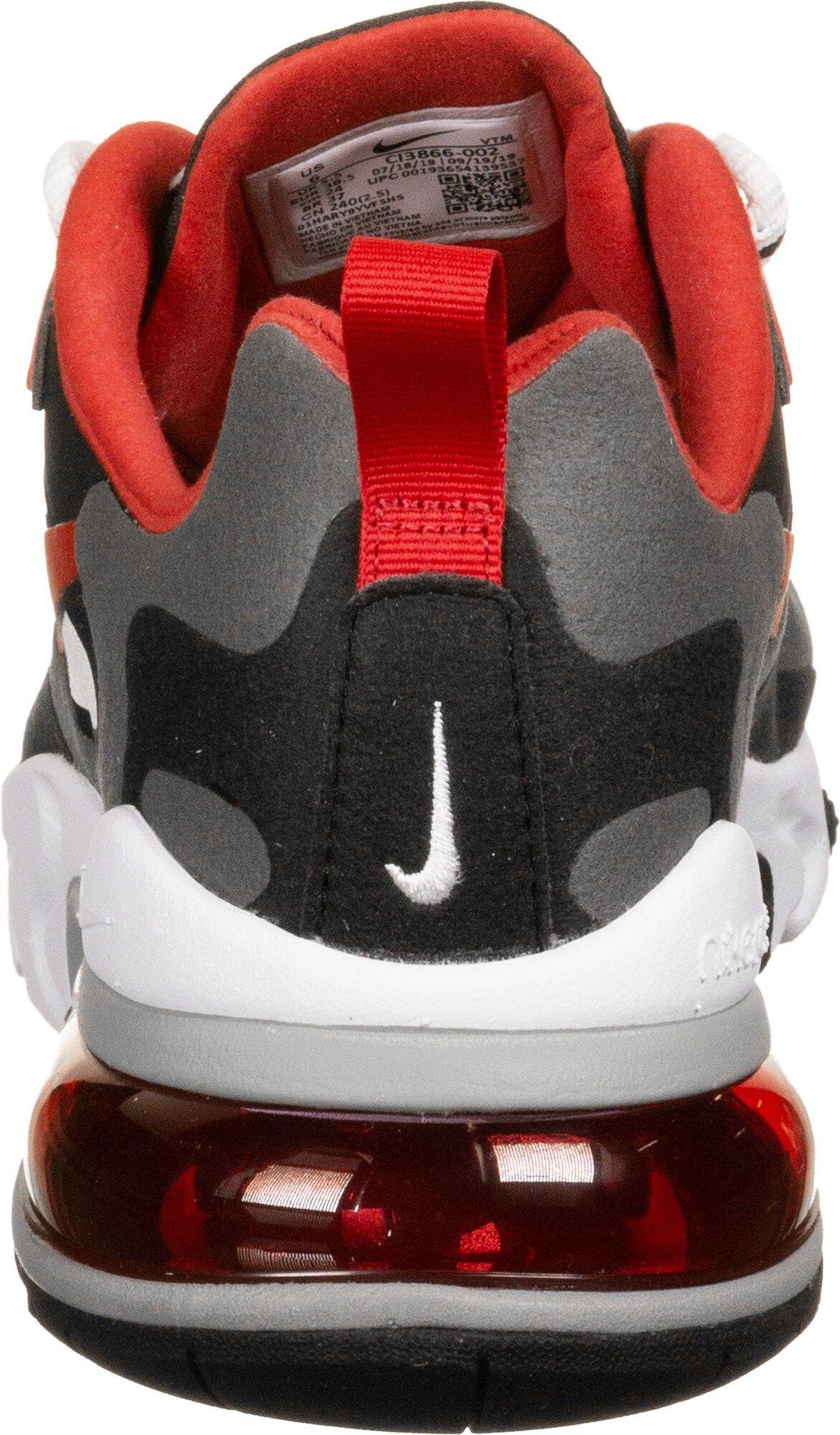 Nike Sportswear Schuhe Air Max 270 React Herren Rot Grosse 42 5 Shoes Unisex Adidas Eur In 2020 Nike Sportswear Nike Und Schuhe