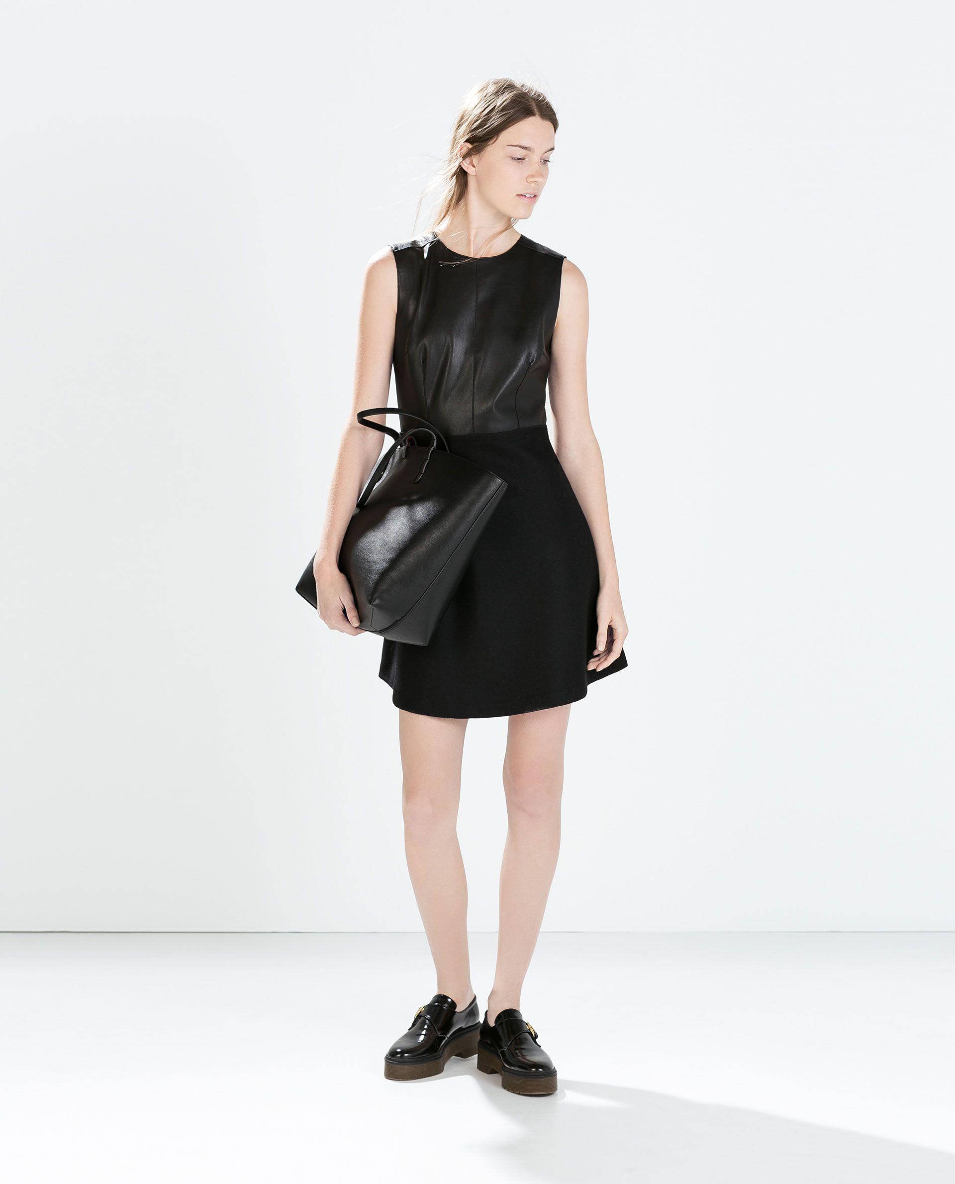 Dresses - WOMAN  ZARA Germany  Kleider, Kleider für frauen