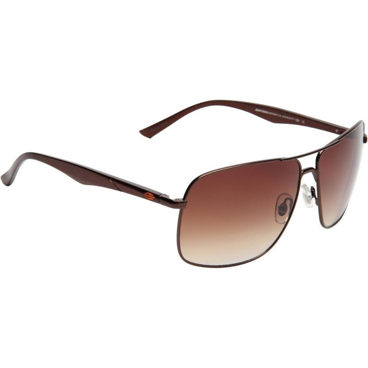 COMPRE AQUI  Óculos de Sol Mormaii Masculino Quadrado - Marrom   Marrom -  Tamanho Único 93d64bb040