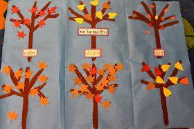Mrs. Lee's Kindergarten: More Fall Fun