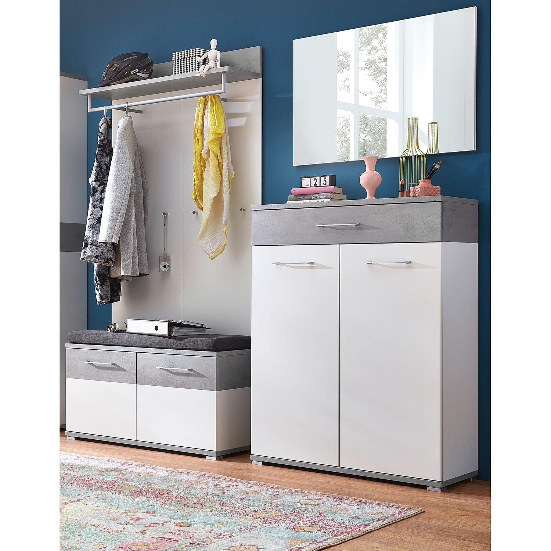 Garderobenset Nerola Iv 4 Teilig Garderobenset Garderoben Set