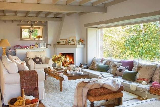 country cottage style decor google search - Cottage Design Ideas