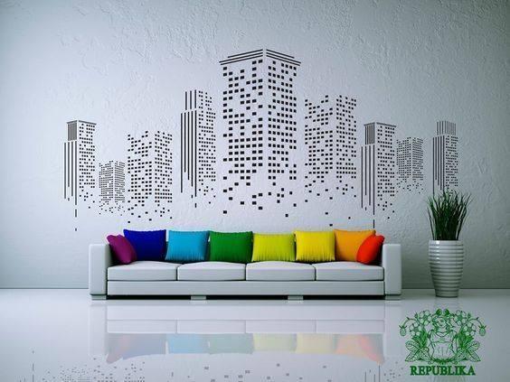 murales y vinilos para decoraciones juveniles decoracion