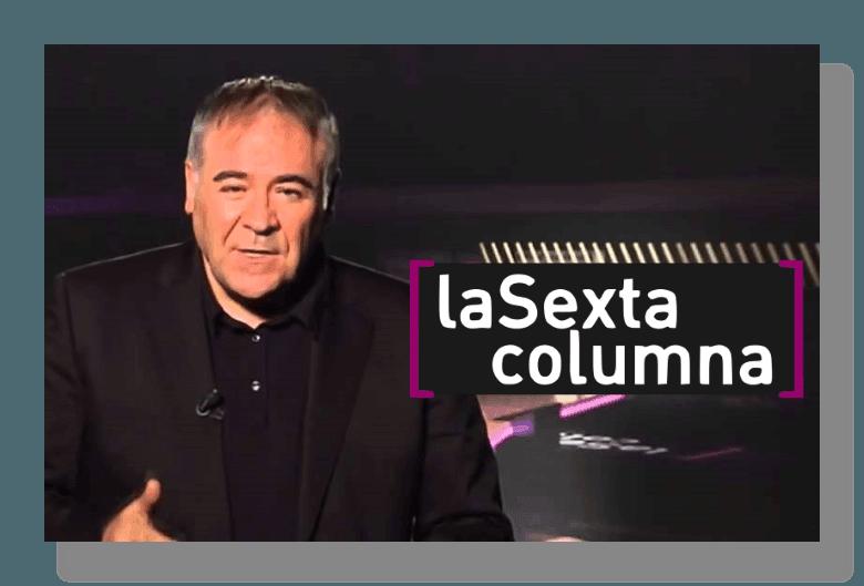 La Sexta Columna Cadena De Televisión Serie De Television Columnas