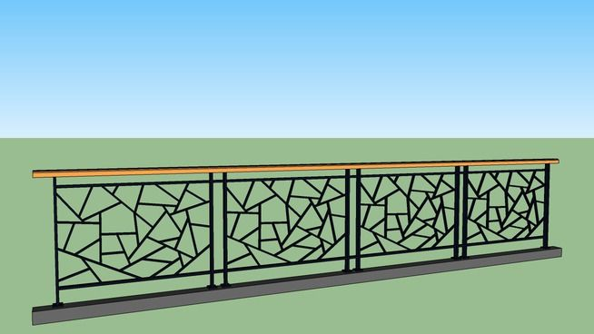 Railing (With images)