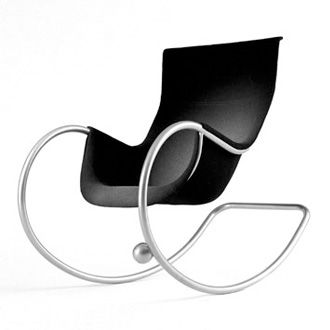Eero Aarnio Keinu Rocking Chair | • F U R N I T U R E