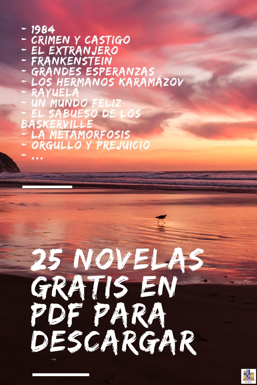 25 Novelas Gratis En Pdf Para Descargar Crimen Y Castigo Libros Novelas