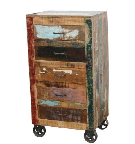 wooden duck dresser $290