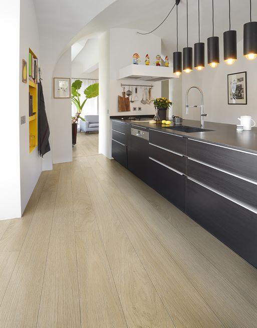 Barnwood Multi Width Natural Harvest Oak Laminate Flooring Direct Wood Flooring In 2020 Laminate Flooring Oak Laminate Direct Wood Flooring