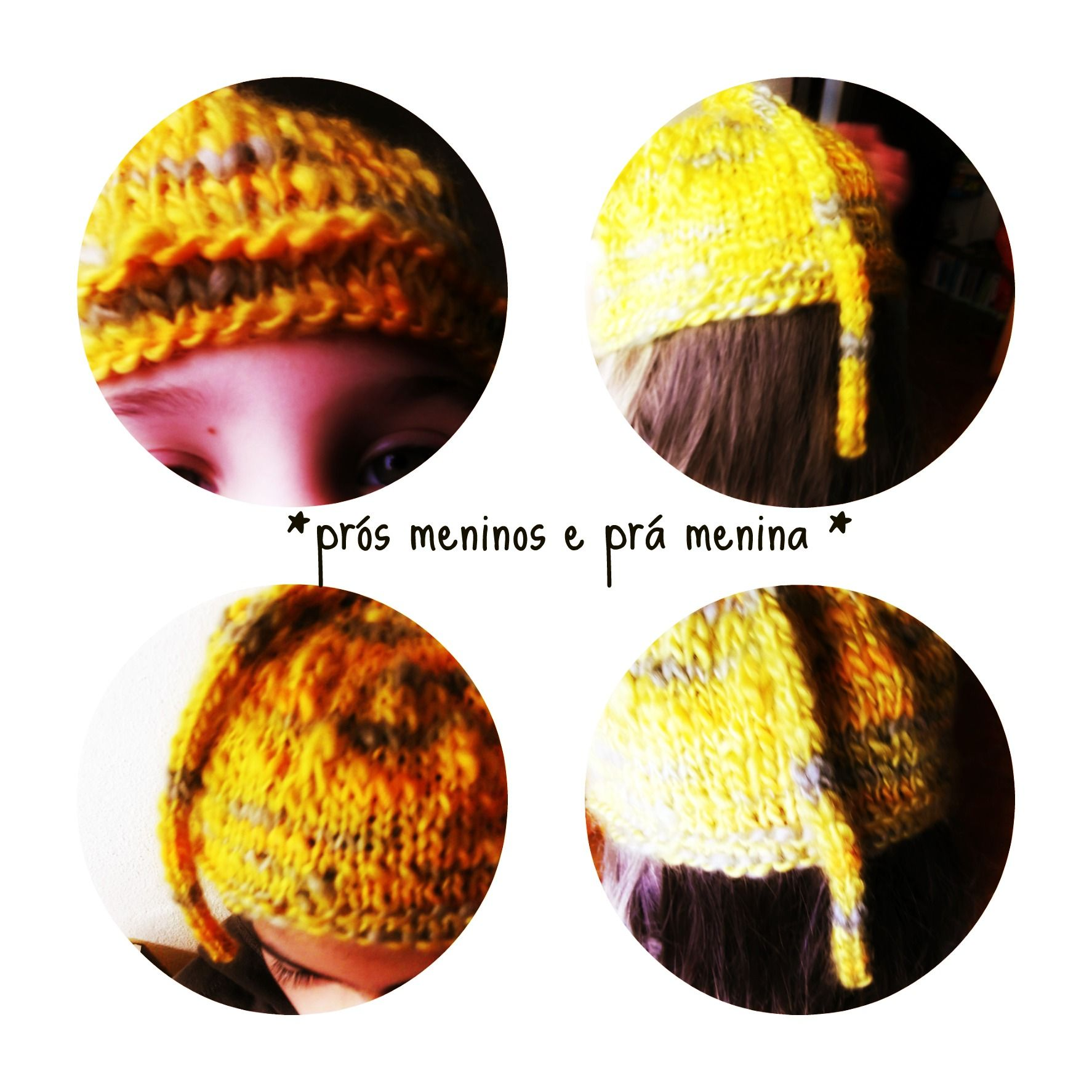 boina * sort of hat *para uso pessoal*