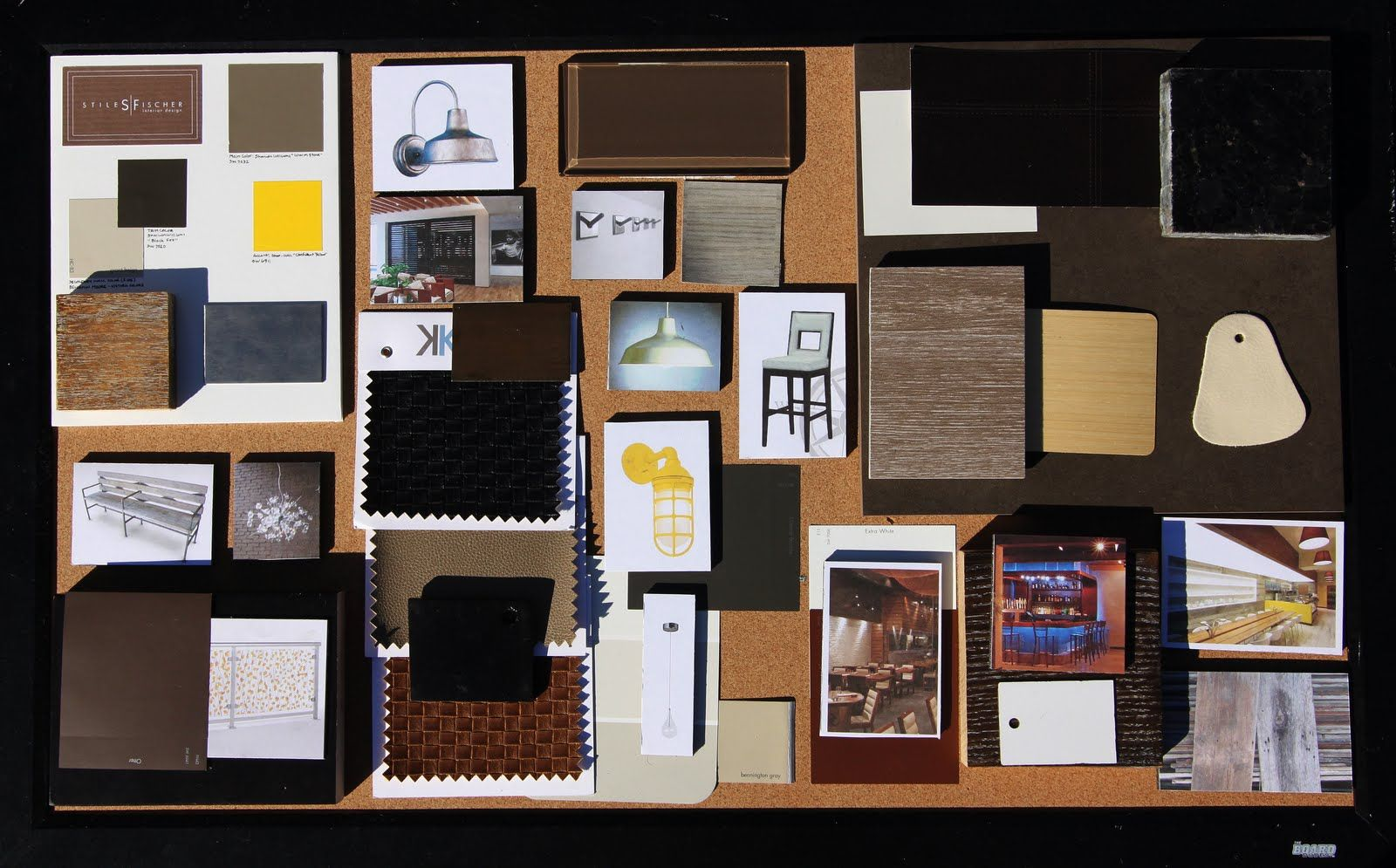 Image Result For Architecture Material Board