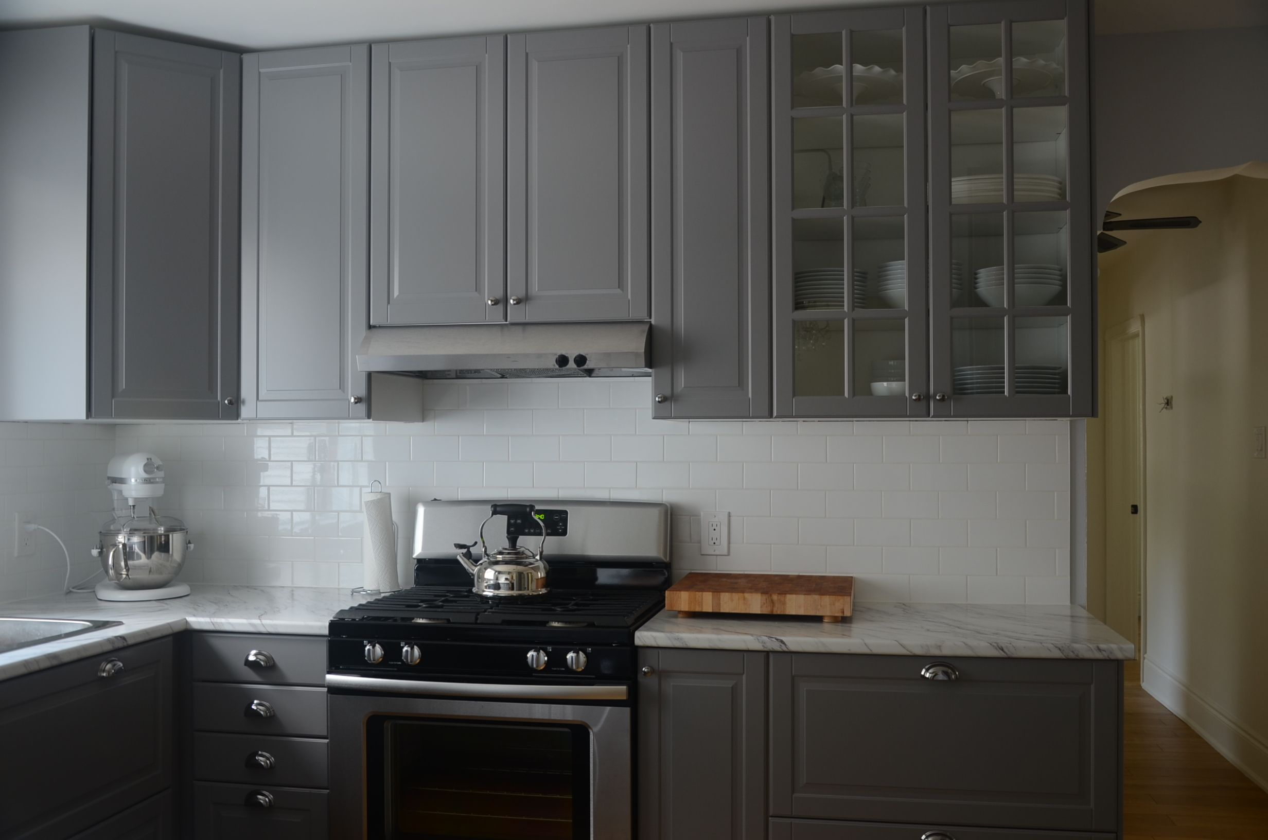 Best This Couple Renovated Their Kitchen Entirely With Ikea 400 x 300