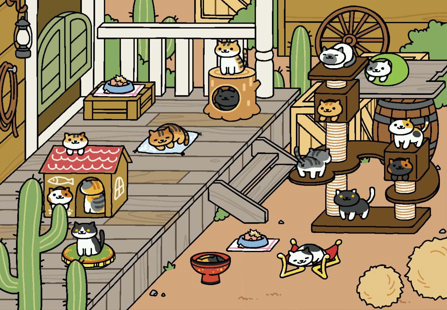 83 Best Neko Atsume Images