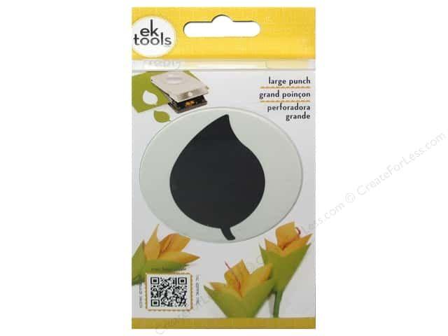 EK Paper Shapers Punch Large Green Leaf