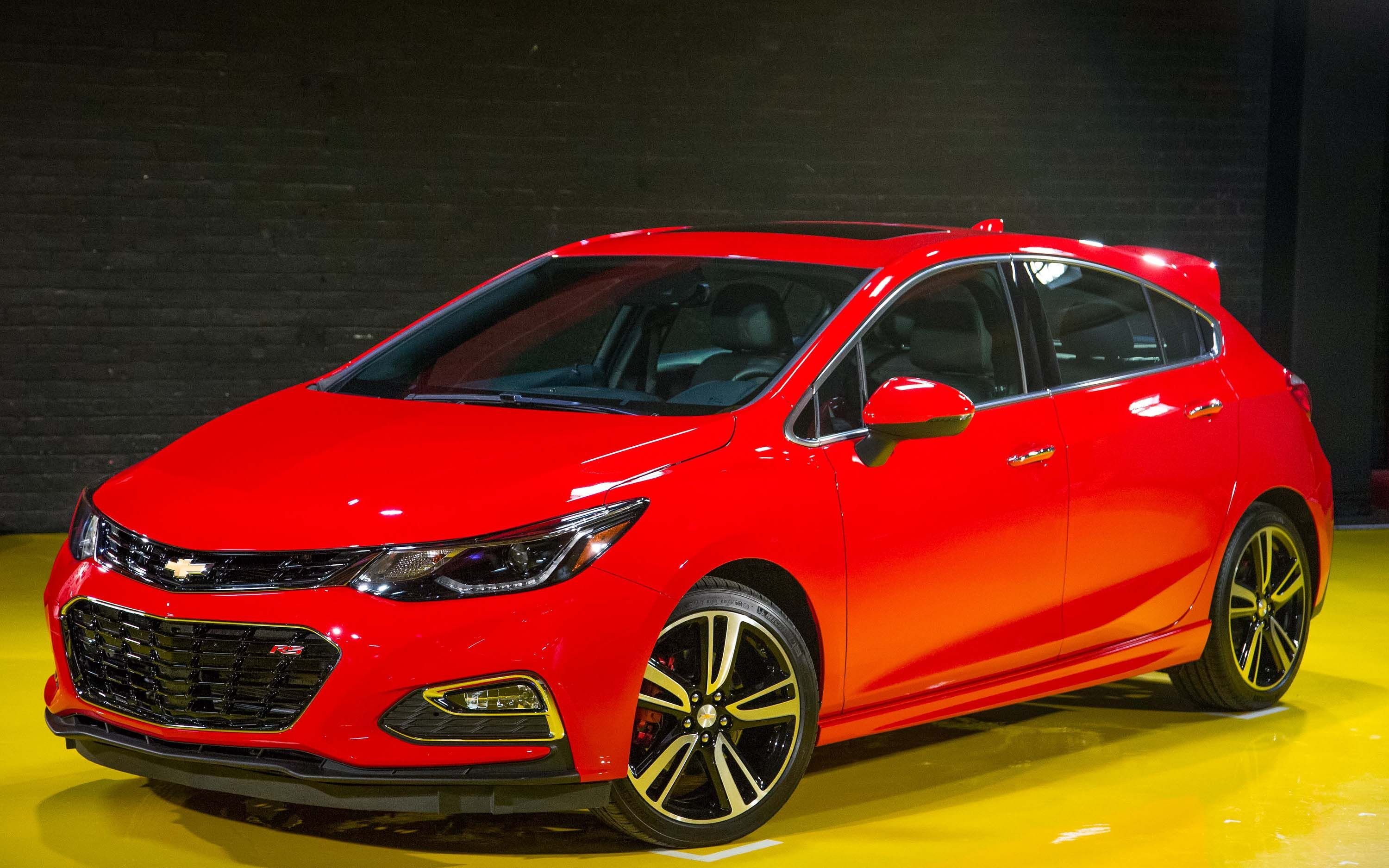Sporty Or Blowing Smoke Chevy Says Diesel Cruze Rs Coming Chevy