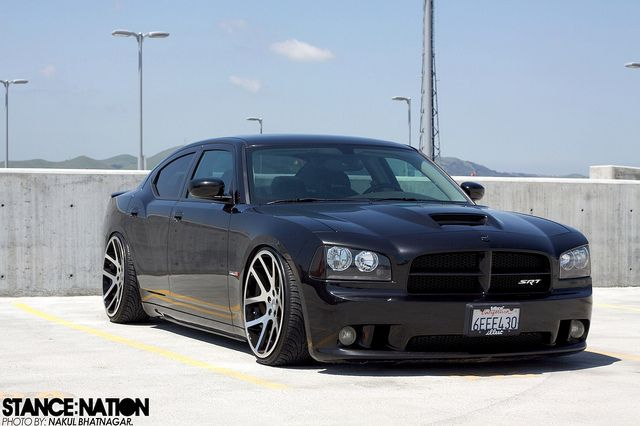 charger srt8 06