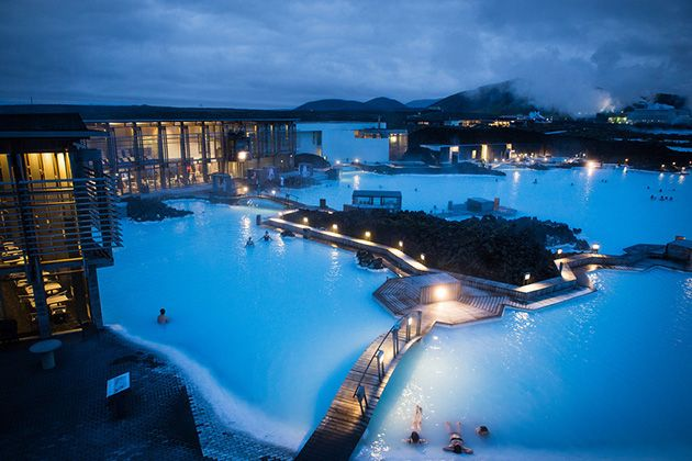 Blue Lagoon Geo Spa in Iceland | Blue lagoon iceland, Northern ...