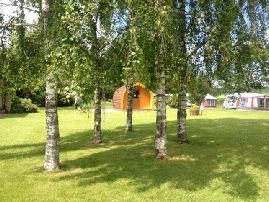 Nether Craig Holiday Park, Alyth, Blairgowrie, Perthshire, Scotland. Glamping. Camping. Travel. Holiday. Explore.