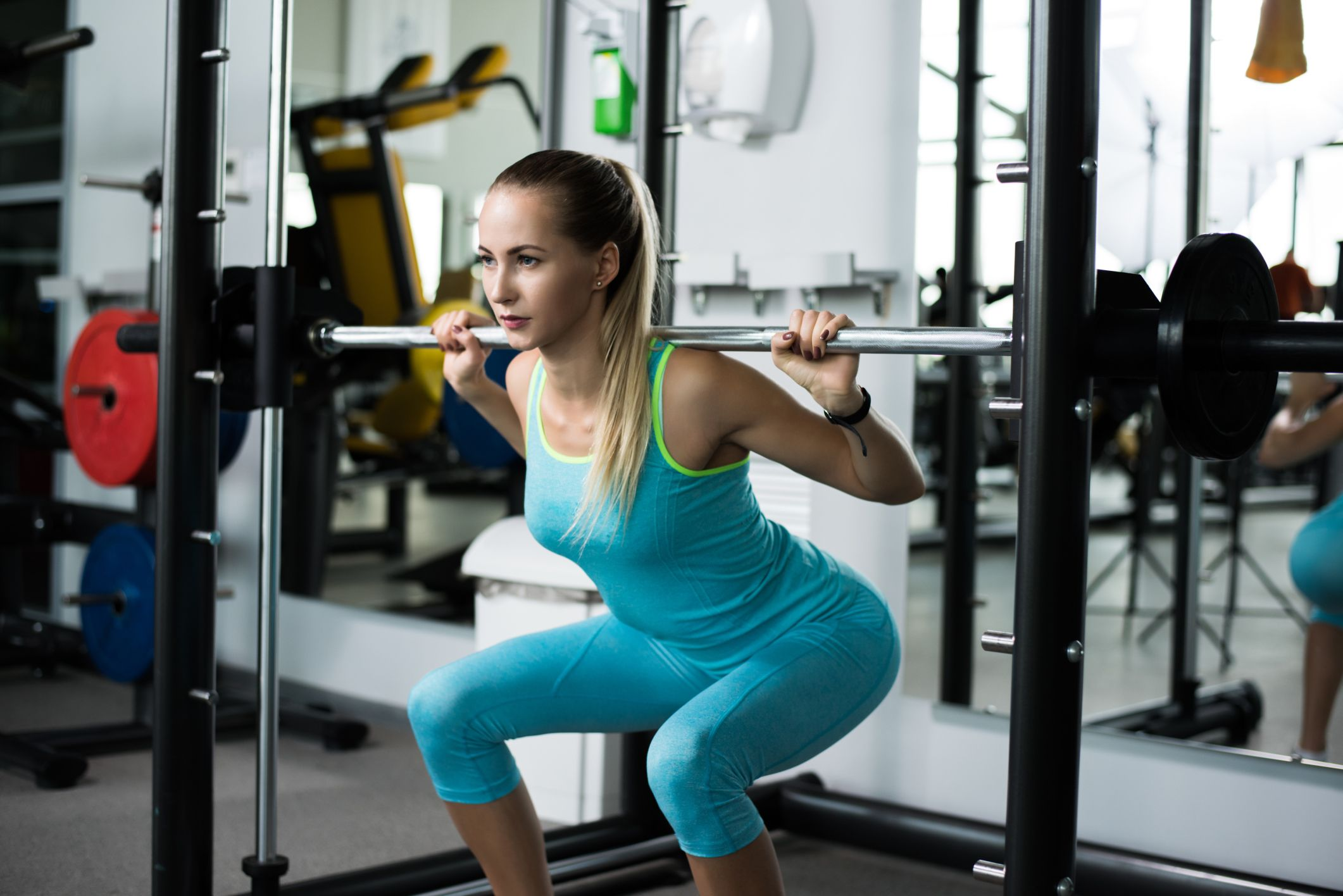 Is Lifting Heavy Weights Bad for Women | Exercise and health