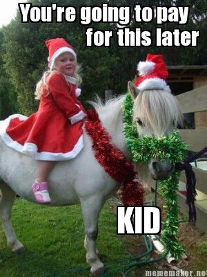 Horse Nation Your Horse Isn T Ready For Christmas
