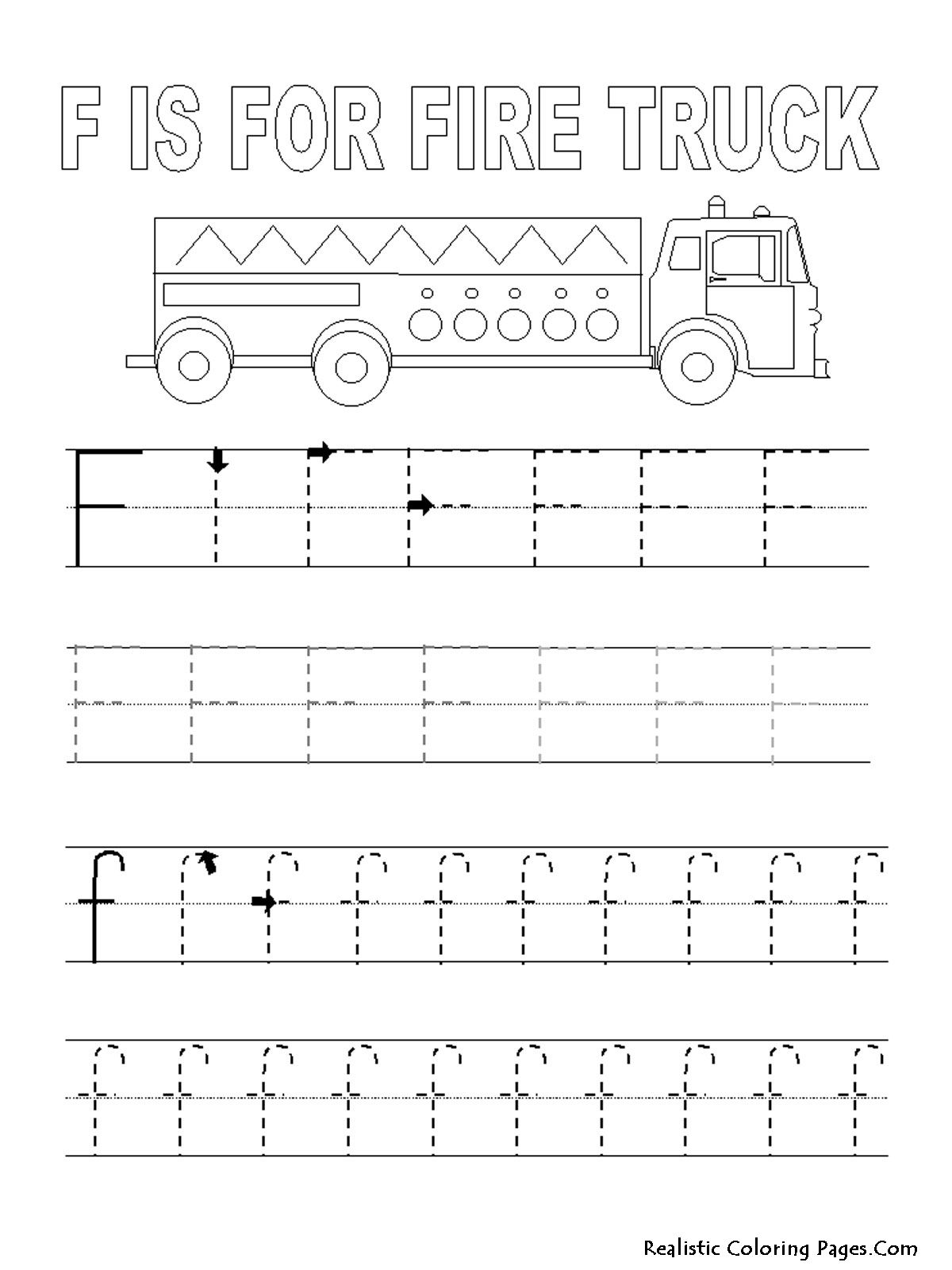 Alphabet Tracing Printables Best for Writing Introduction   Kids ...