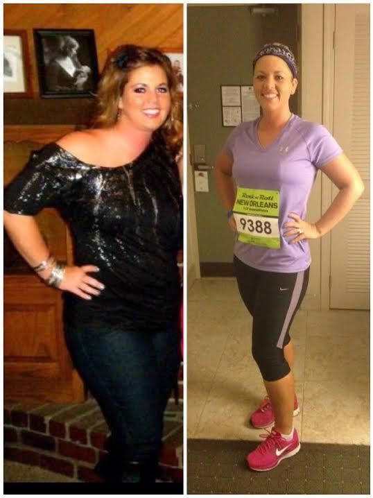 weight loss running story - running inspiration