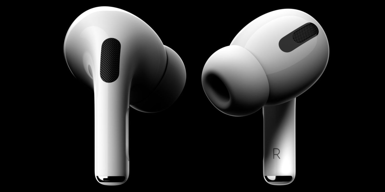 What S The Difference In Airpods And Airpods Pro Here S How Size Price And Features Compare Airpods Pro Airpods Comparison Active Noise Cancellation