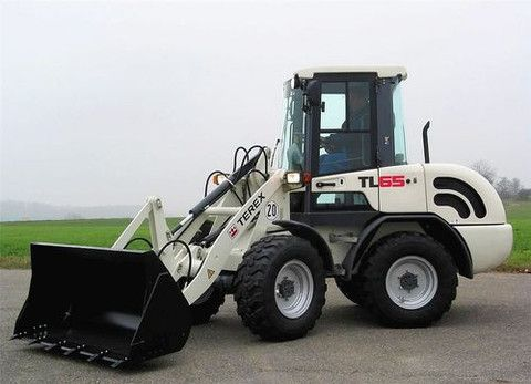2006 terex wheel loader tl120 operating manual download download rh pinterest at Terex Used Loaders Terex Used Loaders