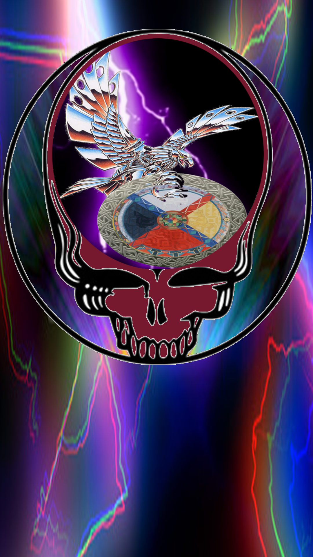 Pin By E Dole On Grateful Dead Combined Symbols Pinterest
