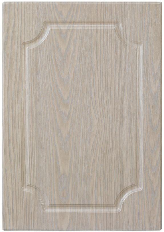 Kensington Range Limed Oak Cameo Kitchen Door