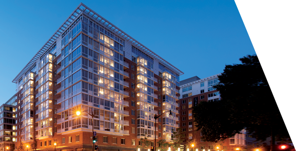 The Exterior Of The Avenue Luxury Apartments Apartment Multifamily Housing