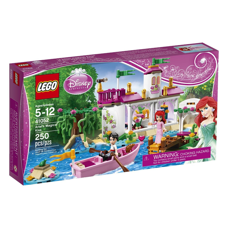 Amazon LEGO Disney Princess Ariel s Magical Kiss Toys