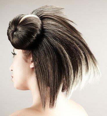 Different Types Of Hair Buns Lovetoknow Bun Hairstyles Easy Hairstyles Types Of Hair Bun